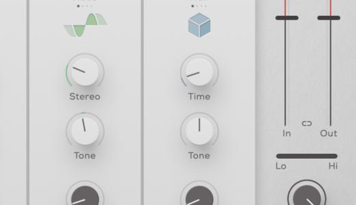 柔軟なワークフローで幅広い用途に使えるマルチエフェクトプラグイン!Excite Audio【Lifeline Expanse】レビュー