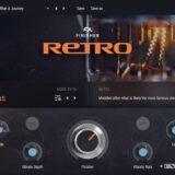 簡単操作で「あの頃」のサウンドを演出してくれるマルチエフェクト・プラグイン!UJAM【Finisher RETRO】の使い方&レビュー